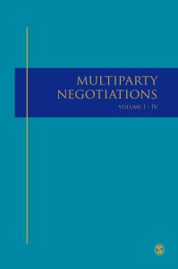 Multiparty Negotiations